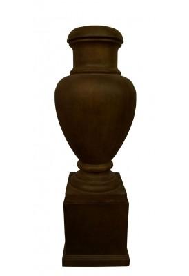 Bomarzo Urn & Pillar Set