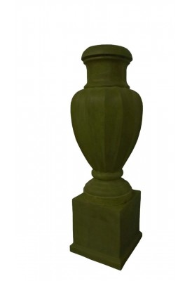 Bordeaux Urn & Pillar