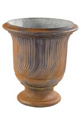 Anduze Spiral Fluted Urn