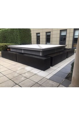 Rectangular Troughs