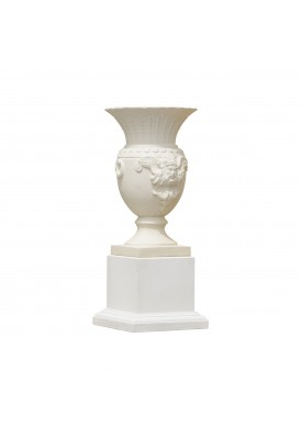 New Strasbourg Urn on Plinth (Pietro) - Small