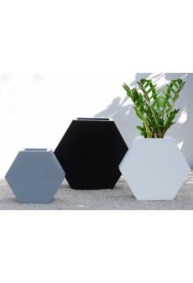 Hexagon Planter Set