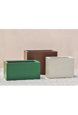 Box Trough Planter Set