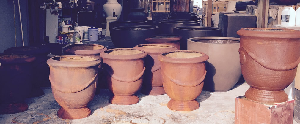 Custom Pot Workshop