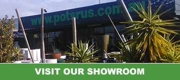 Visit Our Garden Pot Showroom In Melbourne