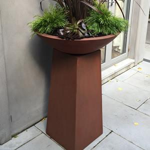 Garden Pillars